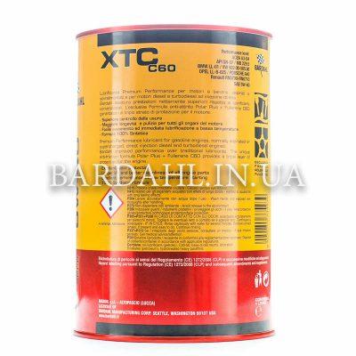 bardahl xtc c60 5w40