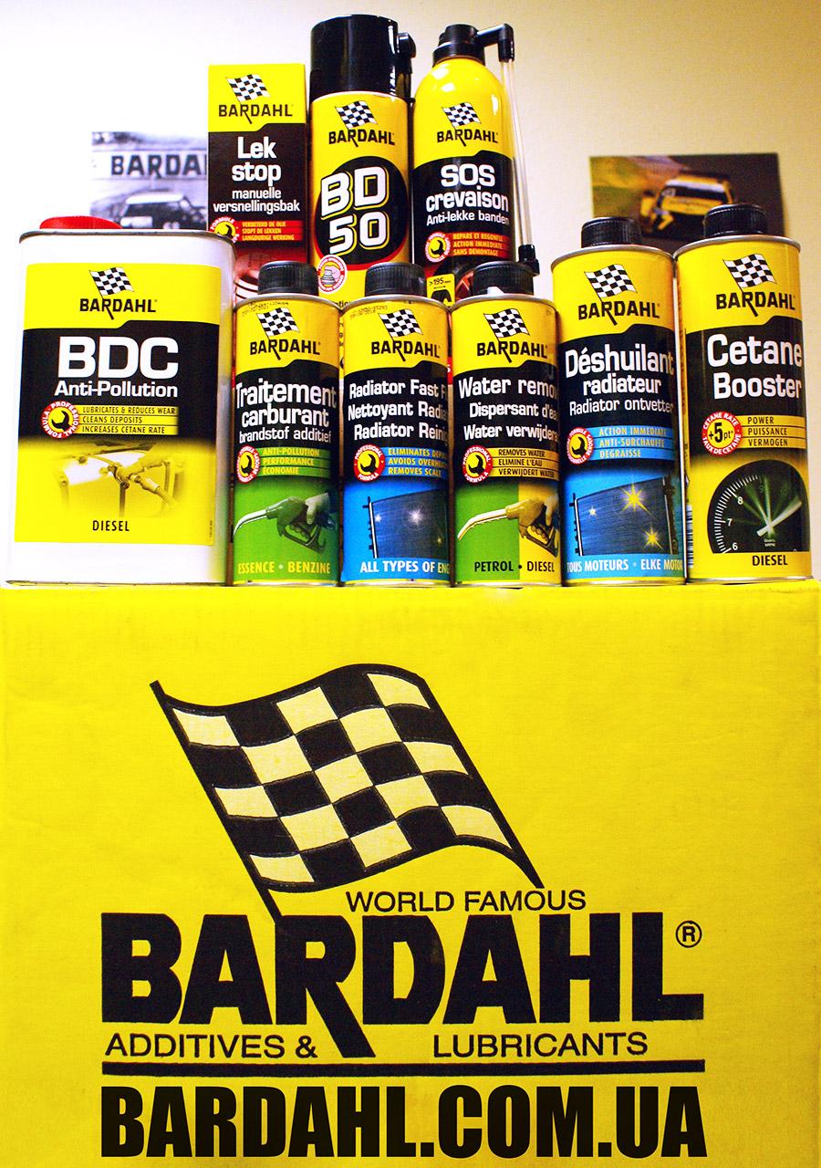 новые товары bardahl