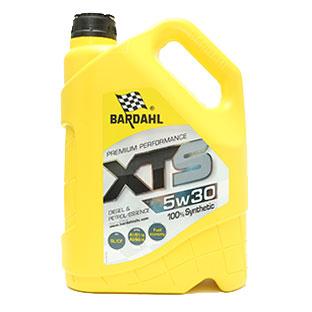 Bardahl xts 5w30
