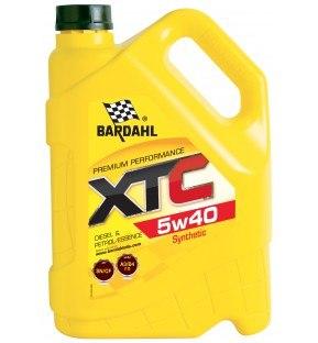 Bardahl XTC 5W-40 5L