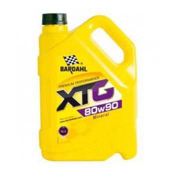 Bardahl XTG 80W90 5л