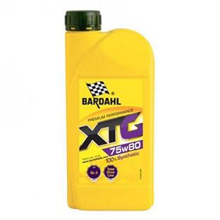 Bardahl XTG 75w80