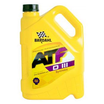 Bardahl ATF D III 5L
