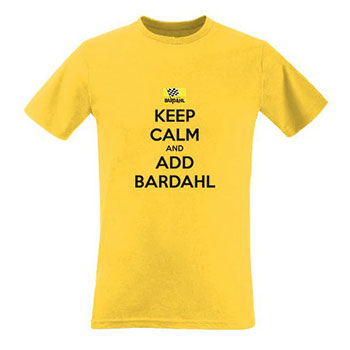 Футболка Bardahl Keep Calm
